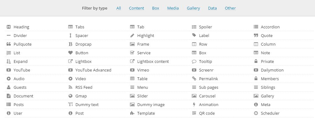 Wordress Plugins